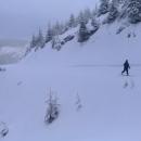 Sněhu je však ve vyšších polohách víc než dost... a běžkaři si užili krásný zimní den.