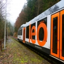 Leo Expres na trati do Hanušovic