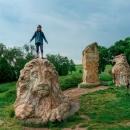 Orlice hlídá moravské území a Lev dohlíží na Čechy