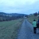 """Ušli jsme dva kilometry a """"Kdepak máme tu svačinku?"""" :-)"""