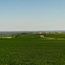 A o pár kilometrů severněji máme výhled na malebnou jadernou elektrárnu Dukovany (JEDU)