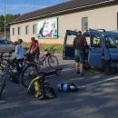 Sraz Zábřeh - parkoviště u nádraží, cca 8:30 ráno.  O víkendu je zde parkování zdarma.
