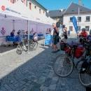 V Mohelnici probíhá akce Zdravotní pojišťovny ministerstva vnitra.