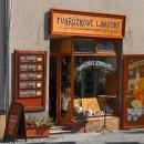 Pak jsme přejeli do Loštic, které jsou známé výrobou Olomouckých tvarůžků. Proč to nejsou tvarůžky Loštické, se mě neptejte.