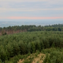 Výhled do úrodné Hané