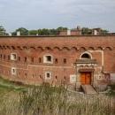 Celý systém opevnění je z roku 1850. Tento je dnes v soukromých rukách a funguje jako muzeum.