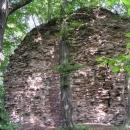 Hrad Pyšolec - torzo věže