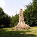 Památník na 2.sv.válku u Zubštejna