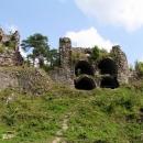 Hrad Zubštejn - dříve hlavní sídlo Pernštejnů