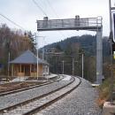 Jdeme ještě okouknout nové Těchonínské nádraží