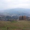 Jsme na sjezdovce v Mladkově-Petrovičkách. Výhled jako z webkamery  kuk