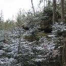 A začíná sněžit!
