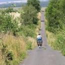 Signálka, dříve cesta podél železné opony, dnes ráj cyklistů