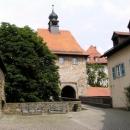 Hrad v německém Hohenbergu a.d. Eger