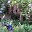 Zřícenina hradu ve Starém Rybníku byla zajímavá