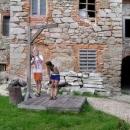 Markéta byla na hradě za trest oběšena :-)
