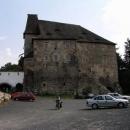 Moc pěkný hrad Vildštejn ve Skalné