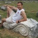 Slavo na ruinách římského města Dolcea