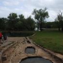 U pramene na břehu Skadarského jezera