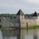 Bosanska Kostajnica, hrad na řece Sávě