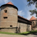 Chorvatsko, hrad Sisak
