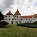 Ve Varaždinu je i pěkný hrad