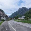 V Itálii jsme najeli přesně 20 kilometrů