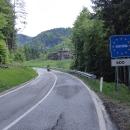 Už se blížíme do Slovinska.