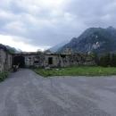 Vojenská pevnost na Predelu