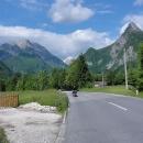 Julské Alpy opouštíme