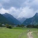 Počasí je koncem května v horách hodně proměnlivé
