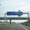 Po maďarské dálnici vzhůru na Bělehrad