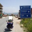 Přijíždíme do Kosovské Mitrovice