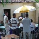 Všude v hospodách sledují mistrovství ve fotbale