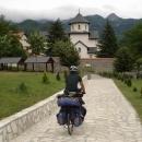 U klášteru Morača