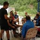 Setkání s českými cyklisty na dovolené s cestovkou