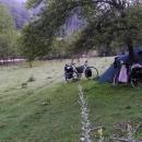Obavy z min u Goražde řešíme noclehem na pozemku chovatele ovcí