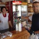 V Goražde děláme velký nákup, musíme totiž utratit celých 5 papírových Euro (mince neberou)