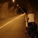 Jízda tunelem