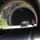 Tunelů tu bylo asi čtyřicet