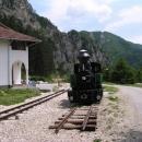 Obnovená úzkokolejka ze Srbska do Bosny