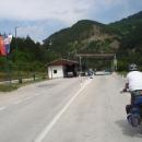 Bosensko-srbská hranice