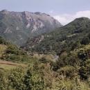 Kaňonem řeky Lim