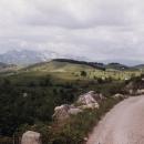 Cykloturistika v Montenegru - asfaltové silničky a krásné výhledy I.