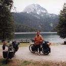 Černé jezero za Žabljakem