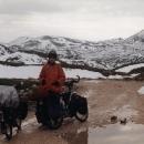 Na sedle Priespa - 1.884 m.n.m.