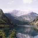 Výhledy na Bosenské hory