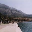 Makarska - nábřeží