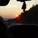 Za časného rána svištíme směr Rumunsko