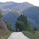 Od Nery zpět vzhůru do kopců